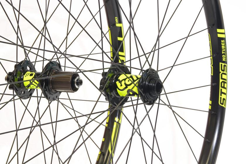Traildog NoTubes wheels
