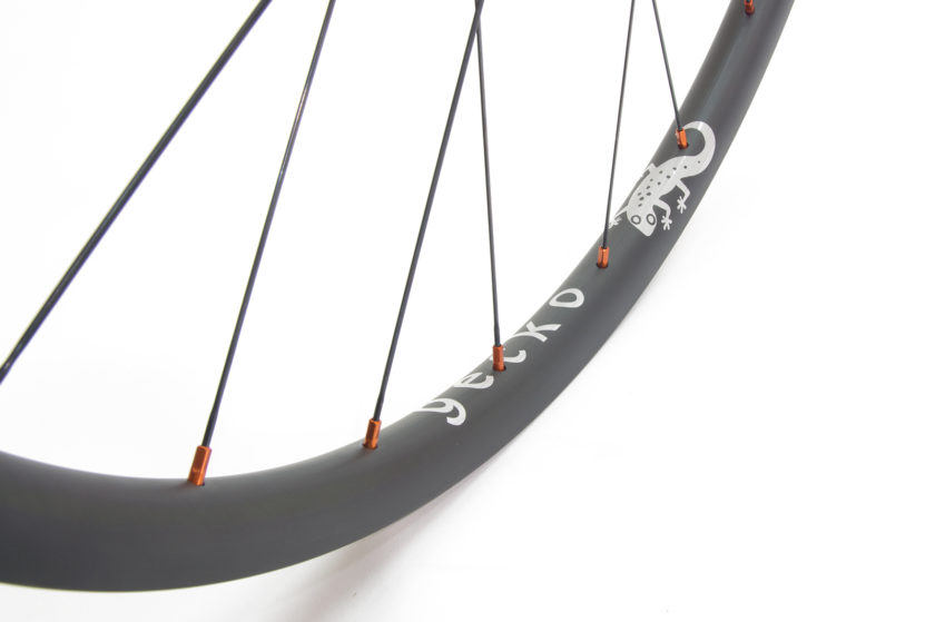 Gecko 650b carbon wheels