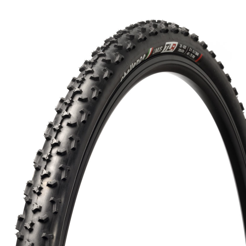 Challenge Limus TLR33 tyres – pair of tyres