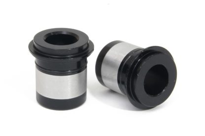 axle end caps for 6-bolt large diameter front hubs