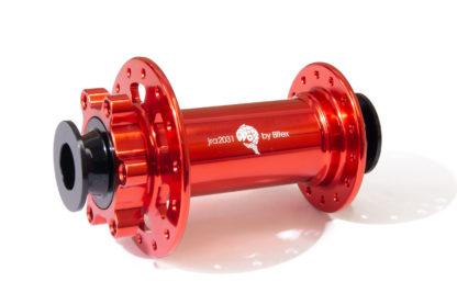 JRA 6-bolt J-bend front hubs – Boost 110mm