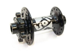 JRA 6-bolt J-bend front hubs – 100mm spacing