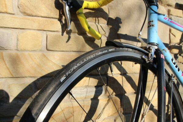 Review – IRC's Formula Pro RBCC tyres – Just Riding Along