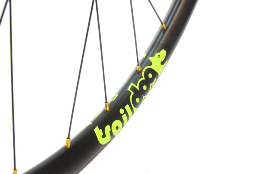 Traildog alu XC25 wheels