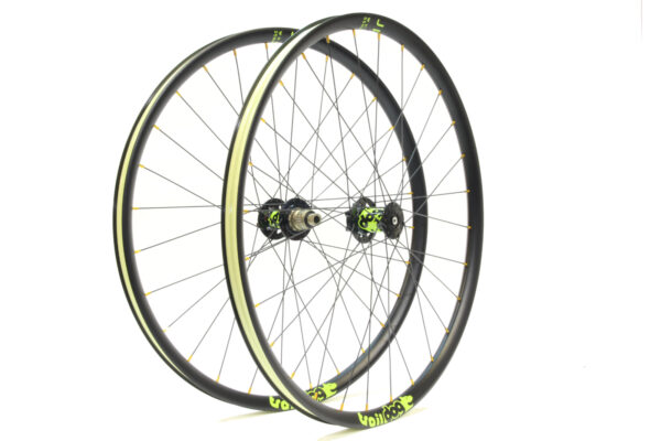 Traildog alu XC25 wheels