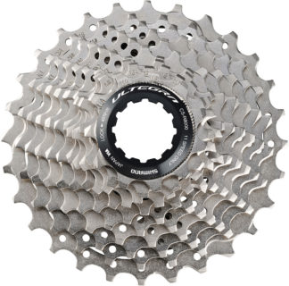 Shimano 105 cassette with wheels 11-34