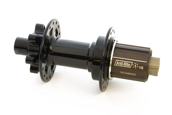 JRA 6-bolt J-bend rear hubs – Boost 148mm spacing