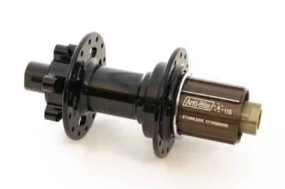 JRA 6-bolt J-bend rear hubs – standard