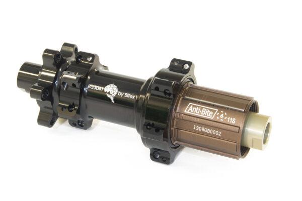 JRA Boost 148 6-bolt straight-pull rear hubs