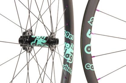 Traildog Enduro carbon wheels