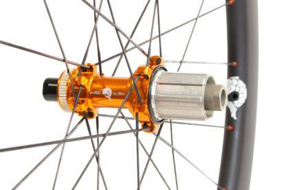 Mahi Mahi disk brake in-stock wheels